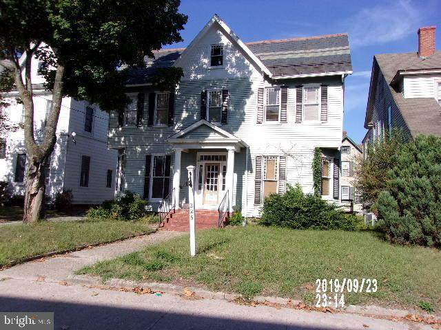 226 N Division Street, SALISBURY, MD 21801 (#MDWC108438) :: ExecuHome Realty