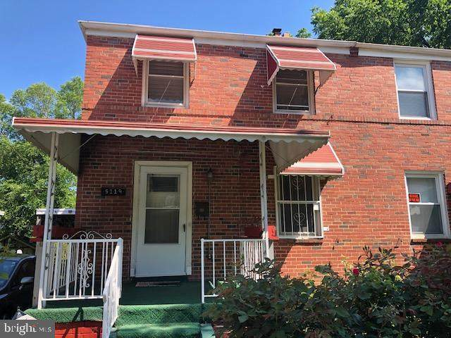 5119 Levindale Road, BALTIMORE, MD 21215 (#MDBA513448) :: The Licata Group/Keller Williams Realty