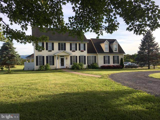 277 Westernview Drive, MIDDLETOWN, VA 22645 (#VAFV158024) :: Pearson Smith Realty