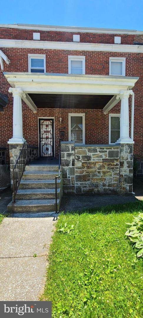 3021 Spaulding Avenue, BALTIMORE, MD 21215 (#MDBA514350) :: SURE Sales Group