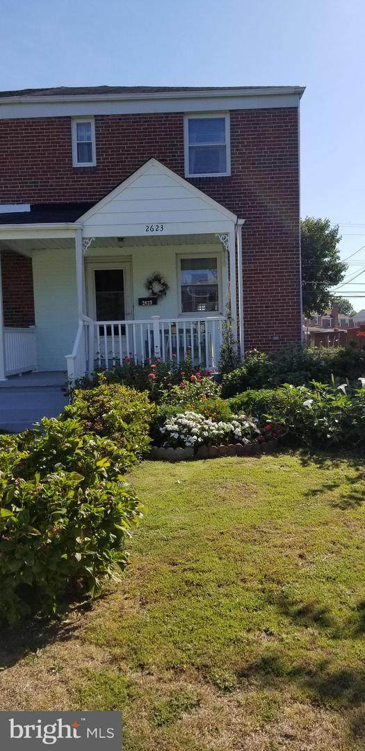 2623 Liberty Parkway, BALTIMORE, MD 21222 (#MDBC497708) :: Pearson Smith Realty