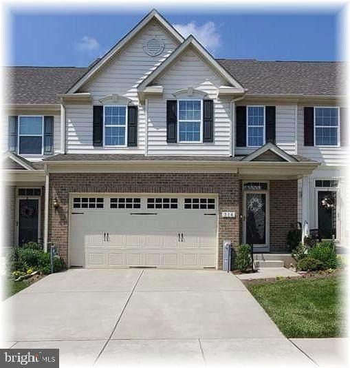 314 Lennox Drive, FALLSTON, MD 21047 (#MDHR248380) :: Tessier Real Estate