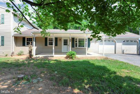 4669 Railroad Road, CHAMBERSBURG, PA 17202 (#PAFL173402) :: ExecuHome Realty