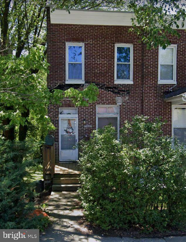 1002 Pine Heights Avenue, BALTIMORE, MD 21229 (#MDBA514978) :: RE/MAX Advantage Realty
