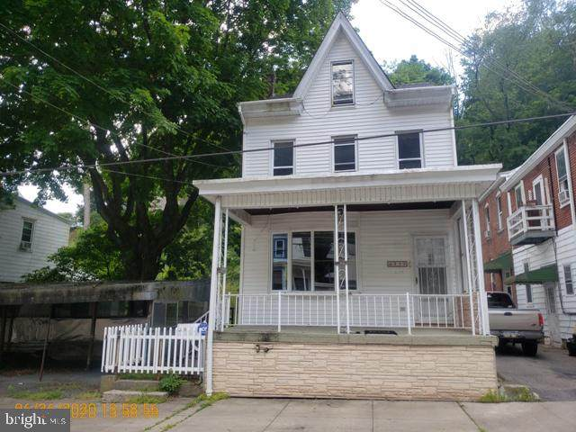 839 Water Street, POTTSVILLE, PA 17901 (#PASK131230) :: Flinchbaugh & Associates