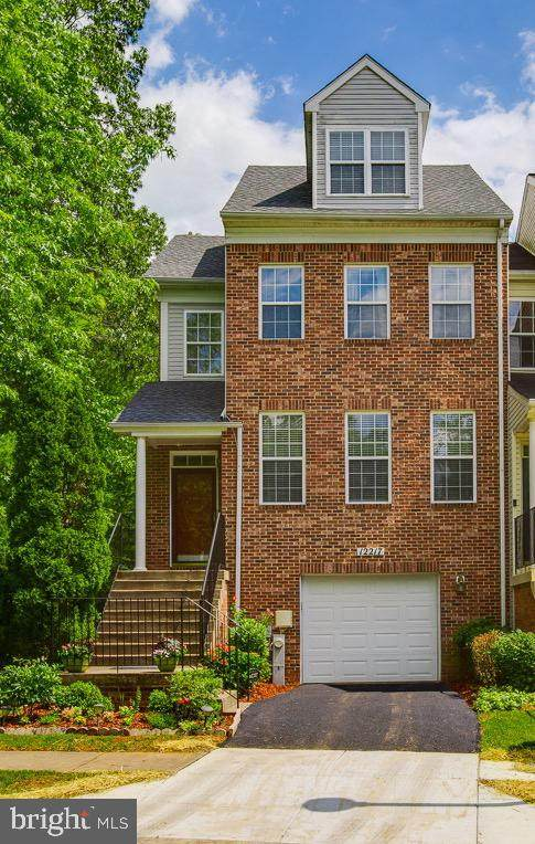 12217 Quilt Patch Lane, BOWIE, MD 20720 (#MDPG572782) :: Bob Lucido Team of Keller Williams Integrity