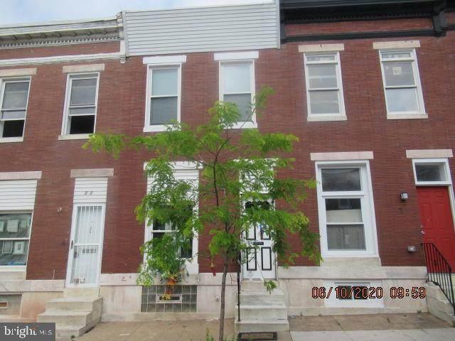 722 N Kenwood Avenue, BALTIMORE, MD 21205 (#MDBA515488) :: Larson Fine Properties