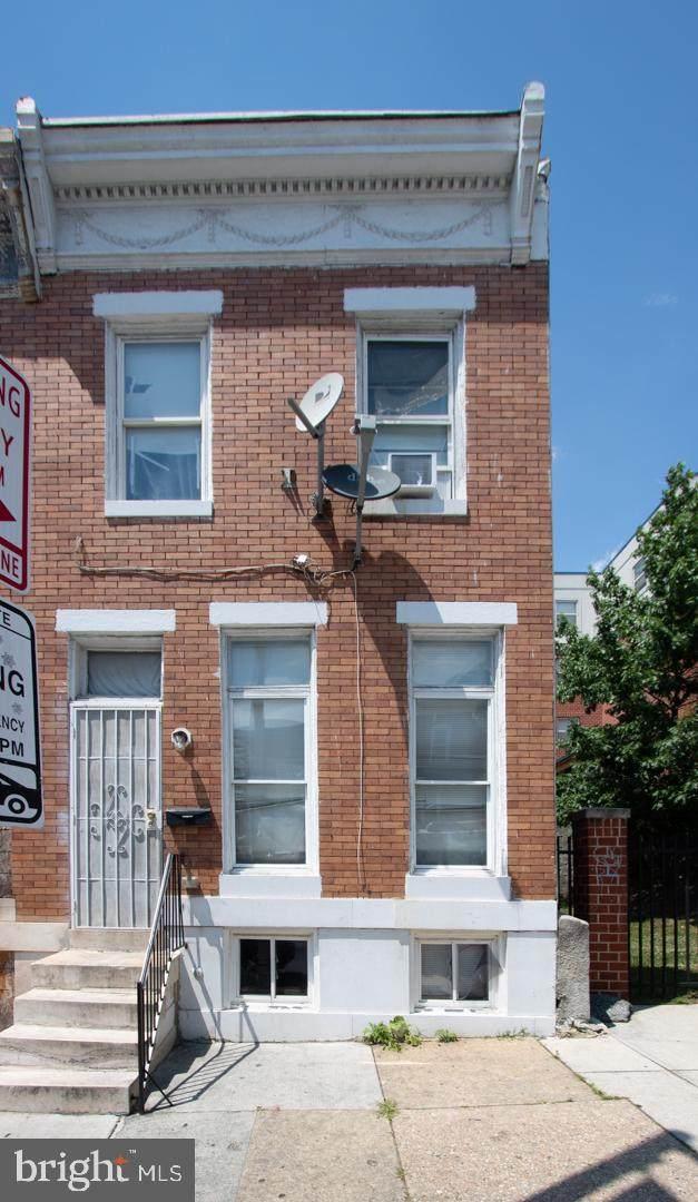 2228 W Baltimore Street, BALTIMORE, MD 21223 (#MDBA515502) :: Shamrock Realty Group, Inc
