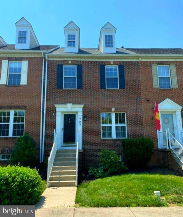 1705 Derrs Square E, FREDERICK, MD 21701 (#MDFR266794) :: Ultimate Selling Team