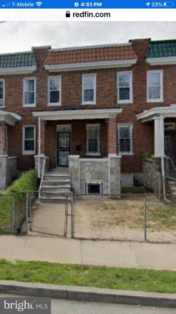 3321 W Garrison Avenue, BALTIMORE, MD 21215 (#MDBA515922) :: Jim Bass Group of Real Estate Teams, LLC