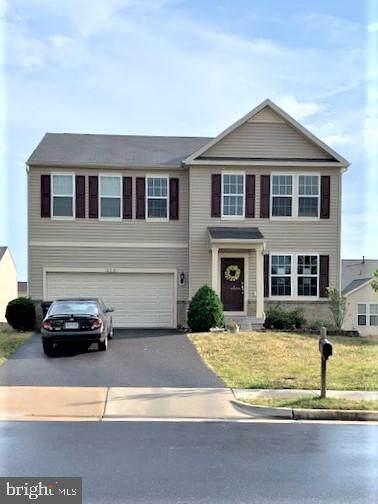 552 Garden Gate Drive, STEPHENS CITY, VA 22655 (#VAFV158436) :: Radiant Home Group