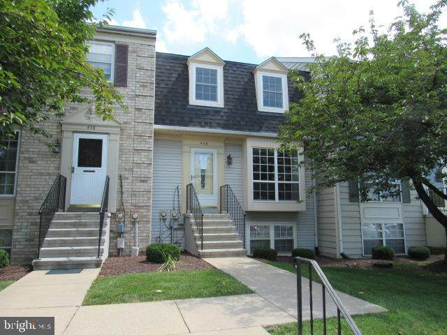 436 Terry Court B2, FREDERICK, MD 21701 (#MDFR266898) :: Corner House Realty