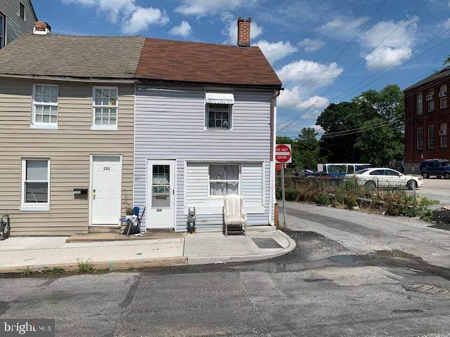 129 N Pine Street, YORK, PA 17403 (#PAYK140956) :: Century 21 Dale Realty Co