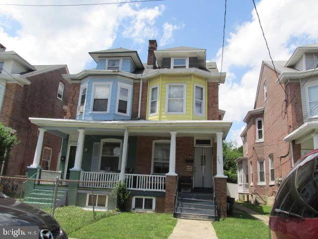 249 Highland Avenue, TRENTON, NJ 08618 (#NJME298118) :: Lucido Agency of Keller Williams