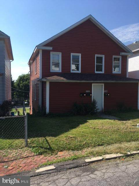 112 Maple Street, FROSTBURG, MD 21532 (#MDAL134640) :: The MD Home Team