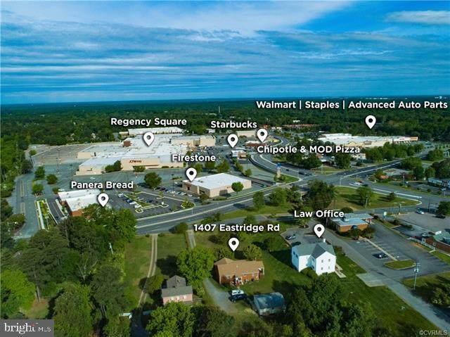 1407 Eastridge Road, HENRICO, VA 23238 (#VAHN100748) :: Bob Lucido Team of Keller Williams Integrity