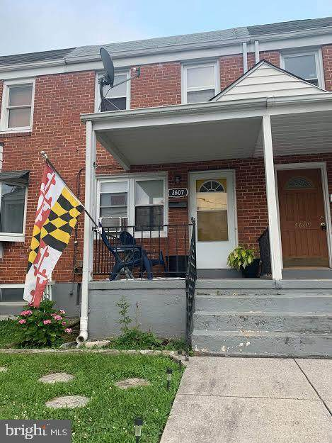 3607 Mactavish Avenue, BALTIMORE, MD 21229 (#MDBA516400) :: The MD Home Team