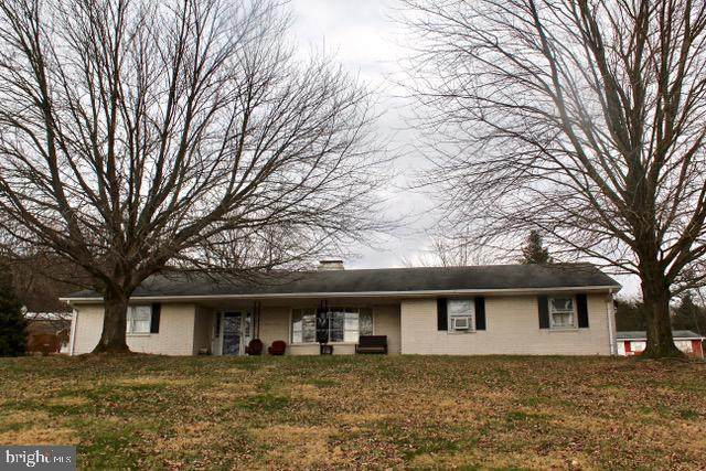 23128 Foxville Road, SMITHSBURG, MD 21783 (#MDWA173332) :: The Vashist Group