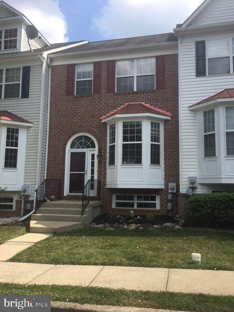 902 Mosby Drive, FREDERICK, MD 21701 (#MDFR267176) :: The MD Home Team