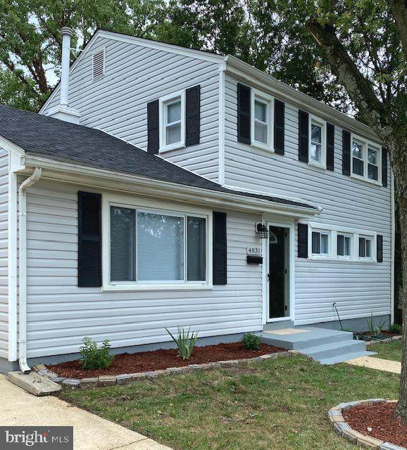 4831 67TH Avenue, HYATTSVILLE, MD 20784 (#MDPG574074) :: Advance Realty Bel Air, Inc