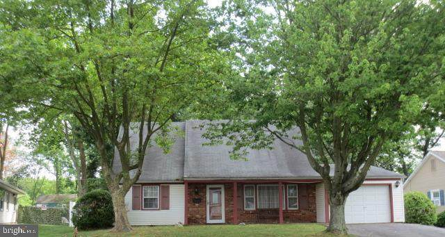 15 Excell Lane, WILLINGBORO, NJ 08046 (MLS #NJBL376632) :: The Sikora Group