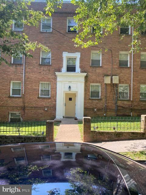 114 Danbury Street SW #3, WASHINGTON, DC 20032 (#DCDC476966) :: Shamrock Realty Group, Inc