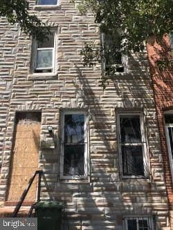 1416 W Pratt Street, BALTIMORE, MD 21223 (#MDBA517066) :: Great Falls Great Homes