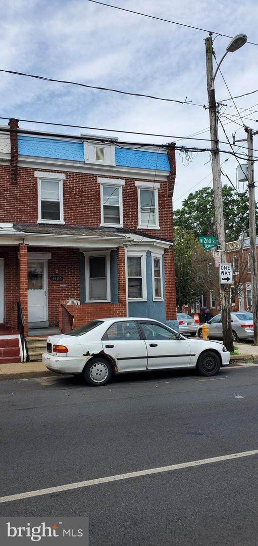 1506 W 2ND Street, WILMINGTON, DE 19805 (#DENC505198) :: Pearson Smith Realty