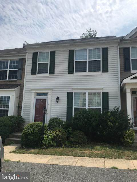 110 Macon Drive, STAFFORD, VA 22554 (#VAST223952) :: Ultimate Selling Team