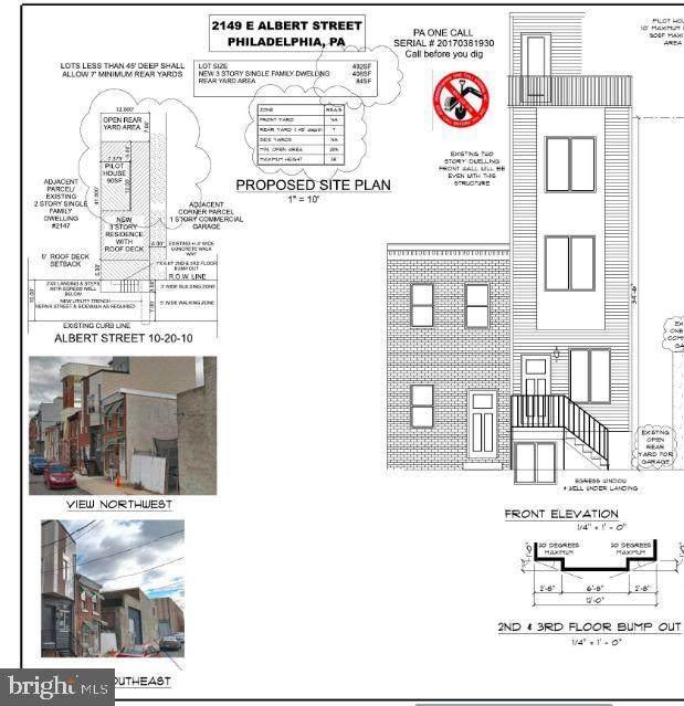 2149 E Albert Street, PHILADELPHIA, PA 19125 (#PAPH916632) :: LoCoMusings