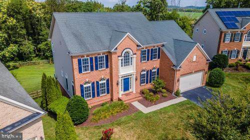 4102 Brushfield Drive, FREDERICK, MD 21704 (#MDFR267792) :: Pearson Smith Realty
