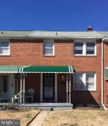1310 Winston Avenue, BALTIMORE, MD 21239 (#MDBA517996) :: AJ Team Realty