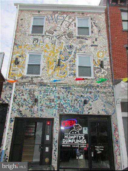 705 E Passyunk Avenue, PHILADELPHIA, PA 19147 (#PAPH919466) :: The Lux Living Group