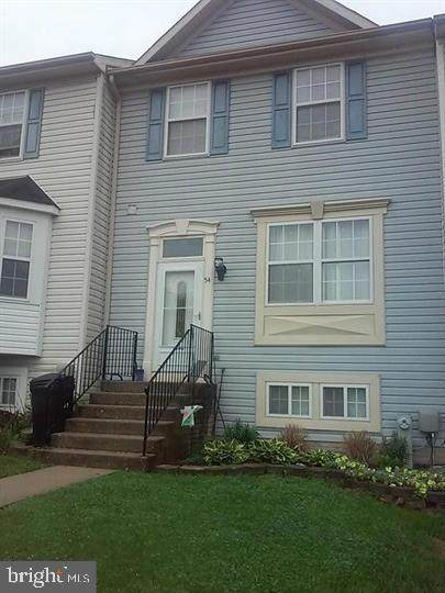 54 Parkhill Place, BALTIMORE, MD 21236 (#MDBC501454) :: Bob Lucido Team of Keller Williams Integrity