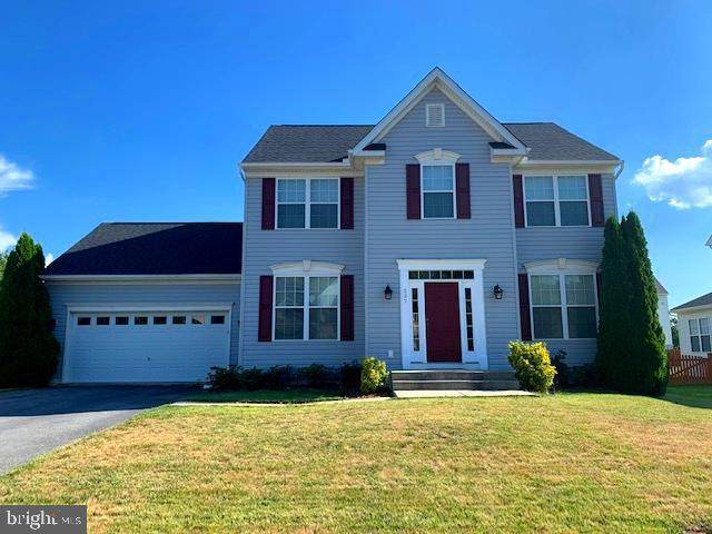 237 Northwinds Drive, CHARLES TOWN, WV 25414 (#WVJF139640) :: RE/MAX 1st Realty