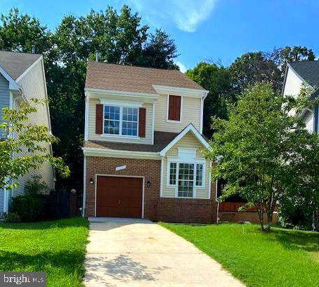 12202 Quintette Lane, BOWIE, MD 20720 (#MDPG575976) :: ExecuHome Realty