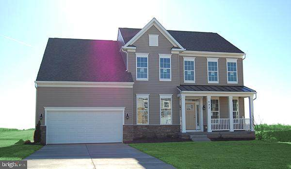 1301 Exmoor Lane, BEL AIR, MD 21015 (#MDHR249946) :: ExecuHome Realty