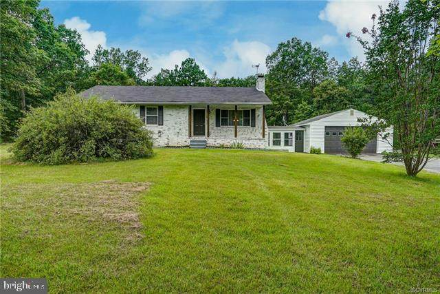 29 Berry Lane, LOUISA, VA 23093 (#VALA121644) :: Blackwell Real Estate