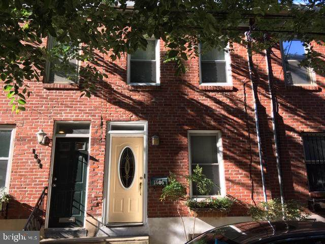 1606 Kater Street, PHILADELPHIA, PA 19146 (#PAPH921138) :: Nexthome Force Realty Partners