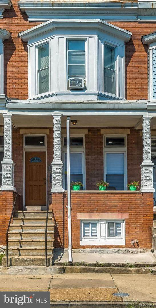 1616 Ruxton Avenue, BALTIMORE, MD 21216 (#MDBA519140) :: Advance Realty Bel Air, Inc