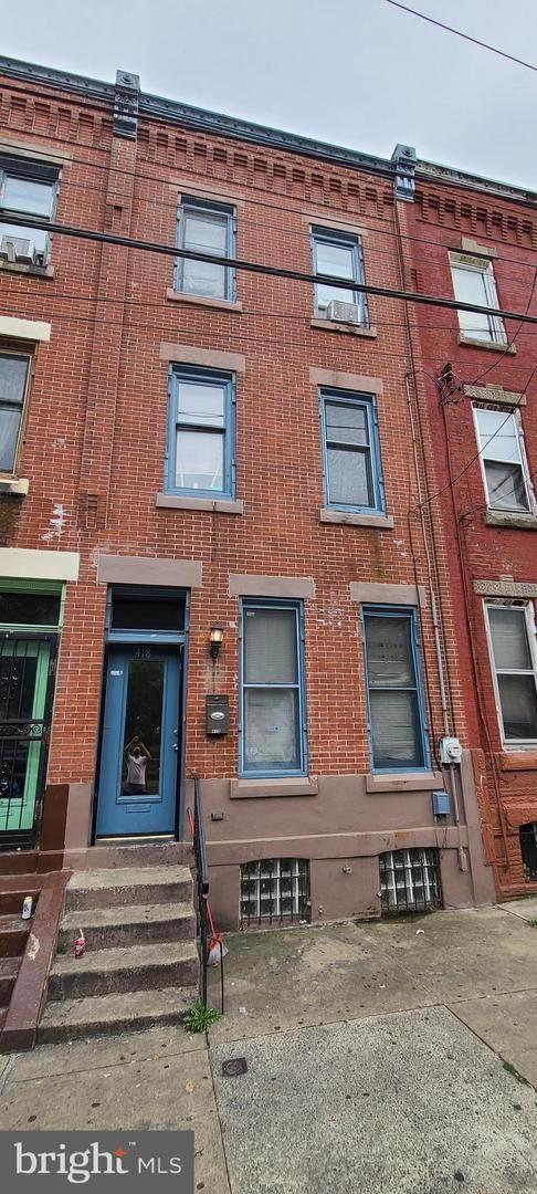418 W Huntingdon Street, PHILADELPHIA, PA 19133 (#PAPH921194) :: LoCoMusings