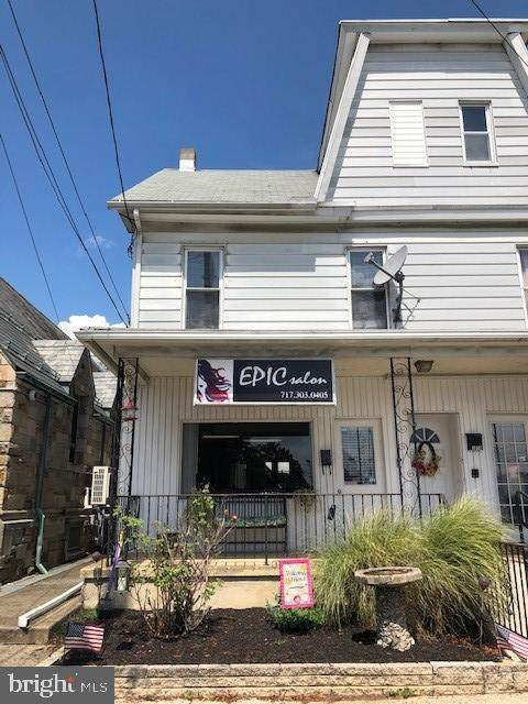 305 Herman Avenue, LEMOYNE, PA 17043 (#PACB126364) :: The Joy Daniels Real Estate Group