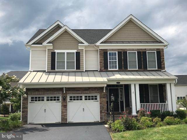5544 Blackburns Ford Court, HAYMARKET, VA 20169 (#VAPW501418) :: Larson Fine Properties