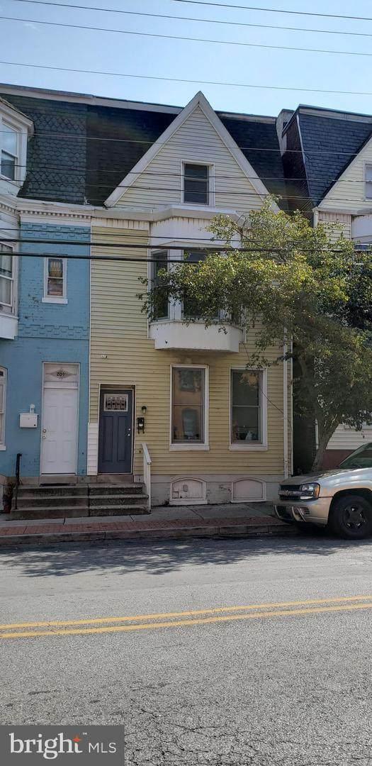 211 S Pine Street, YORK, PA 17403 (#PAYK142796) :: The Jim Powers Team