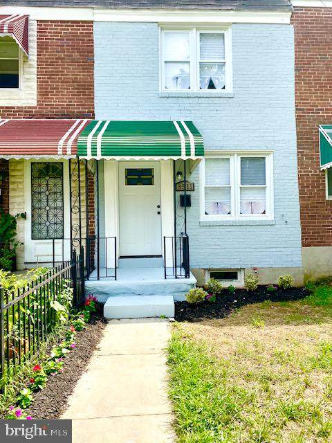 3511 W Mulberry Street, BALTIMORE, MD 21229 (#MDBA519772) :: The Licata Group/Keller Williams Realty