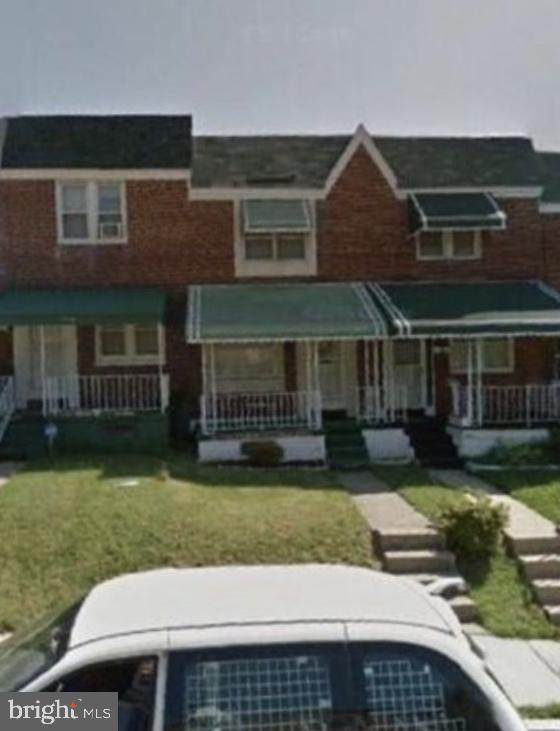 3506 W Lexington Street, BALTIMORE, MD 21229 (#MDBA519790) :: The Putnam Group