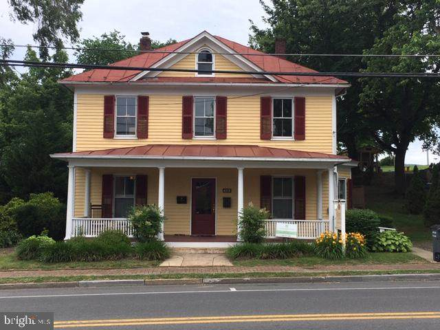 415 S Main Street, WOODSTOCK, VA 22664 (#VASH119944) :: AJ Team Realty