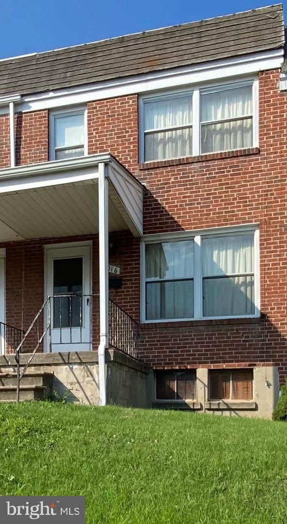1016 Dalton Avenue, BALTIMORE, MD 21224 (#MDBC502622) :: Corner House Realty
