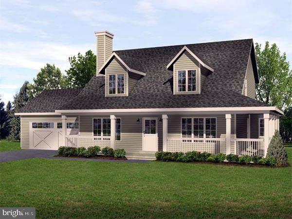 1A Old Mill Road, BEALETON, VA 22712 (#VAFQ166736) :: Dart Homes