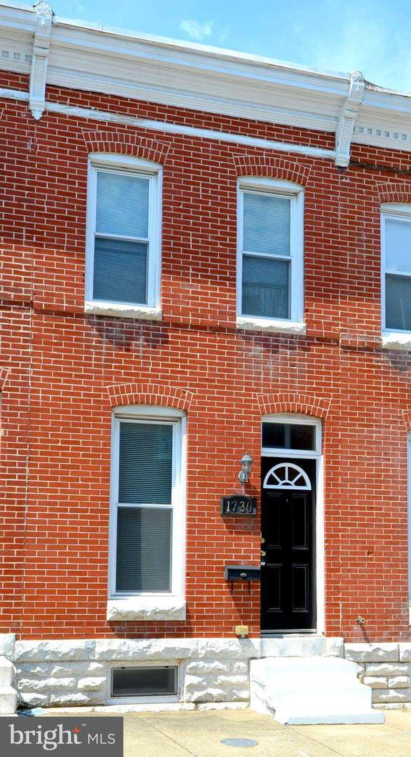 1730 Clarkson Street, BALTIMORE, MD 21230 (#MDBA520128) :: Network Realty Group